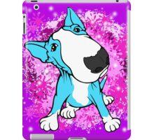 English Bull Terrier Cartoon  iPad Case/Skin