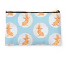 Goldfish in a Bubble Pattern Studio Pouch