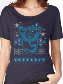 Mystic Ugly Sweater Women's Relaxed Fit T-Shirt