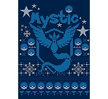 Mystic Ugly Sweater Photographic Print