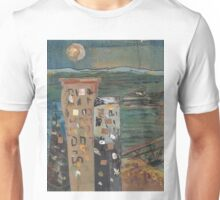 BACK TO PORT AT FULL MOON(C2016) Unisex T-Shirt