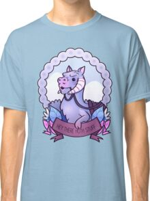 Hey There Hoth Stuff (Tauntaun) Classic T-Shirt