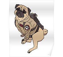 Pugbusters Poster