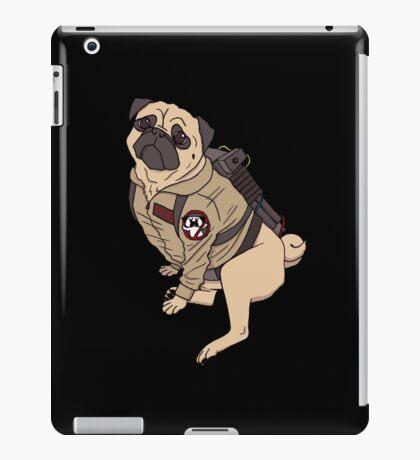 Pugbusters iPad Case/Skin