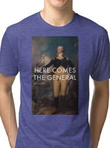 RISE UP Tri-blend T-Shirt