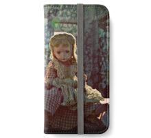 We're All Mad Here iPhone Wallet/Case/Skin