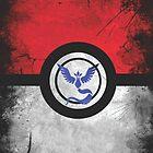 Bad ASH Team Mystic Pokemon Go Case - Galaxy Cases by GoGear