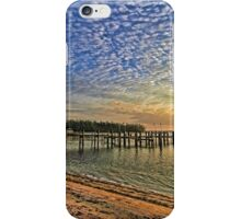 Morning In The Cove 2 iPhone Case/Skin