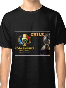 Chile Winner Copa America 2016 Classic T-Shirt