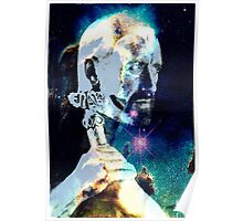 Merlin in the Cosmos Poster