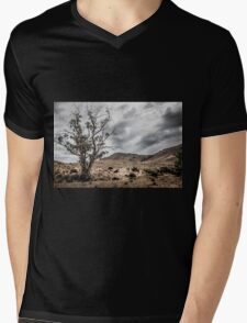 Old Tree Mens V-Neck T-Shirt