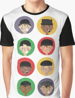 Chimney Sweeps Graphic T-Shirt