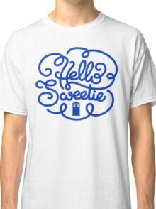 Hello Sweetie 2 Classic T-Shirt
