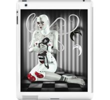 White 26 Doll IPAD art iPad Case/Skin