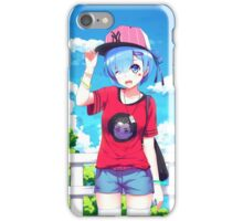 Rem I (Re:Zero) iPhone Case/Skin