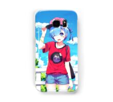 Rem I (Re:Zero) Samsung Galaxy Case/Skin