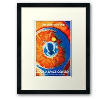2001: A Space Odyssey Framed Print