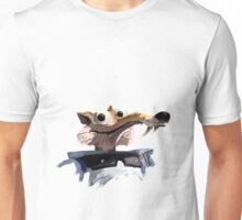 ICE AGE - Scrat 's spacesuit Unisex T-Shirt