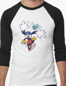 Wahoo! Men's Baseball ¾ T-Shirt