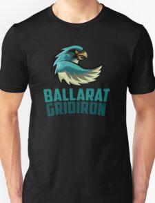 Ballarat Gridiron logo Unisex T-Shirt