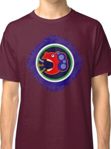 Fun Colourful Blabbermouth Classic T-Shirt