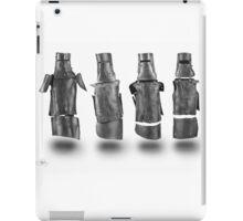Kelly Gang Armour drawing iPad Case/Skin