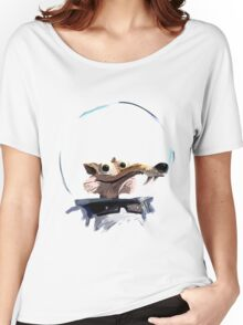 ICE AGE - Scrat 's full spacesuit Women's Relaxed Fit T-Shirt