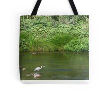Urban Wildlife Habitat - Los Angeles River Tote Bag