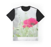 Misty Morning - A Poppy Story Graphic T-Shirt