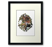 Endless forms most beautiful and most wonderful  Framed Print