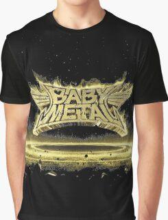 metal resistance new album babymetal 3D logo Graphic T-Shirt