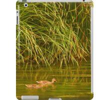 Urban Wildlife Habitat - Los Angeles River 2 iPad Case/Skin