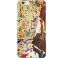 s p l a t  iPhone Case/Skin