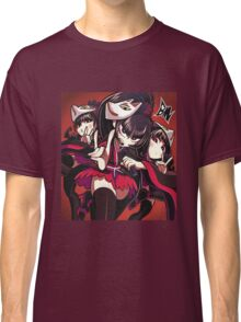 babymetal cartoon japanese metal band art Classic T-Shirt