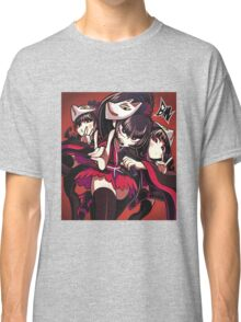 babymetal cartoon japanese metal band art Classic T-Shirt