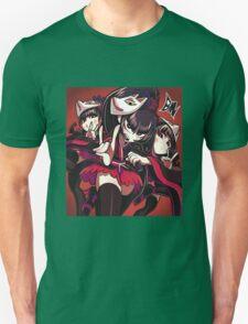 babymetal cartoon japanese metal band art Unisex T-Shirt