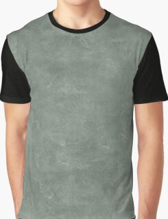 Sea Spray Oil Pastel Color Accent Graphic T-Shirt