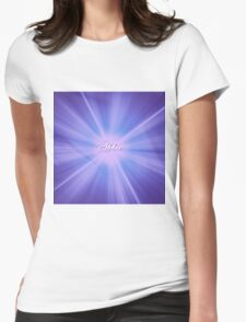 Abbie Womens Fitted T-Shirt
