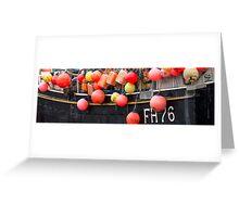 buoys Greeting Card