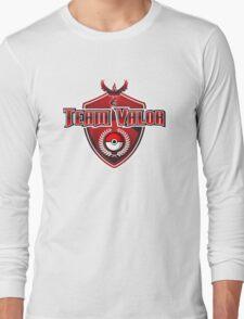 Pokemon Go! Team Valor Long Sleeve T-Shirt