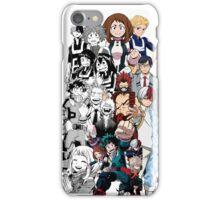 Boku No Hero Academia iPhone Case/Skin