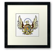 Point Pleasant Crest Framed Print