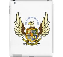 Point Pleasant Crest iPad Case/Skin