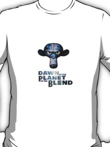 Dawn of the Planet of the Blend T-Shirt