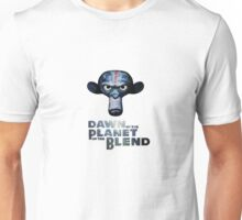 Dawn of the Planet of the Blend Unisex T-Shirt
