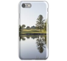 Whitetail Golf Course iPhone Case/Skin