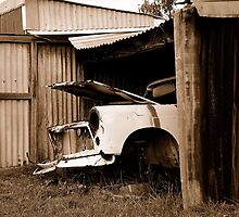 wreck 2 by Ross Hipwell