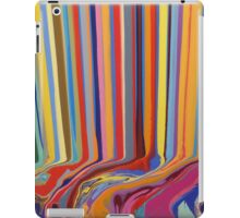 Dripping Colours iPad Case/Skin