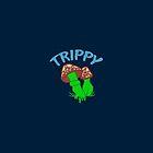 TRIPPY Mushroom by ashjoseph