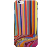 Dripping Colours iPhone Case/Skin